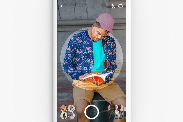 Уточнить визуальный поиск в Pinterest Lens можно теперь и с текстовыми предложениями