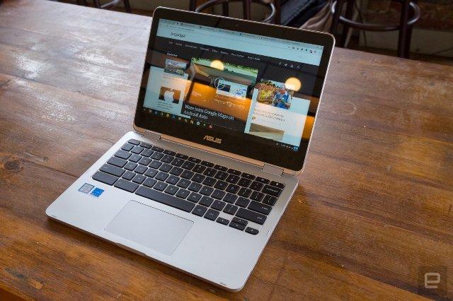 Код подсказывает, что Google Assistant появится на всех устройствах Chromebook