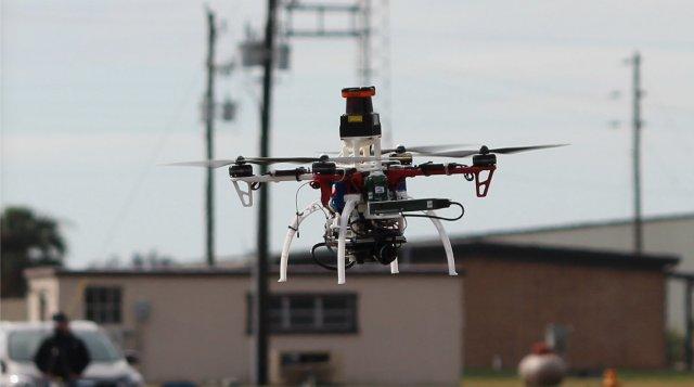 Система MIT CSAIL помогает дрону избежать столкновения