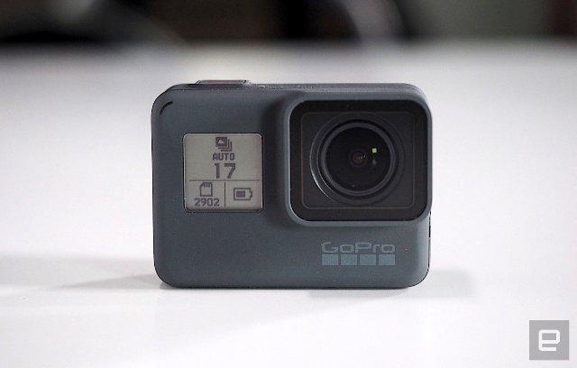 Услуга GoPro Plus будет заменять вашу поврежденную камеру