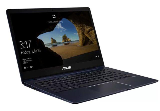 ASUS ставит дискретную графику внутри своего ультратонкого ZenBook
