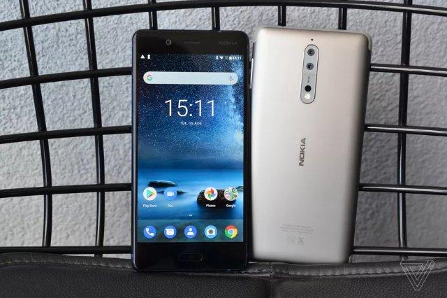 Телефоны Android под брендом Nokia, по сообщениям, превзошли Google, HTC и OnePlus за праздничные дни