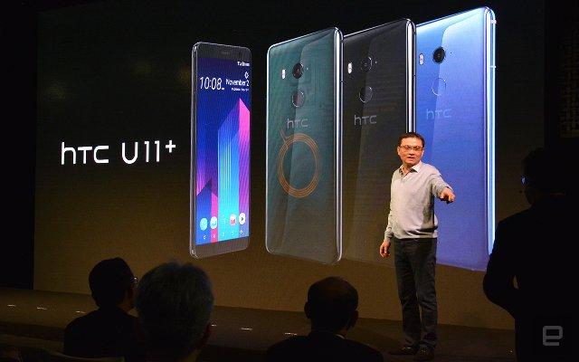 Президент HTC по смартфонам Чиалин Чанг ушел в отставку