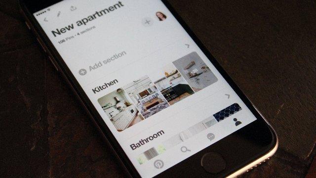 Новые инструменты Pinterest помогают держать ваши доски организованными