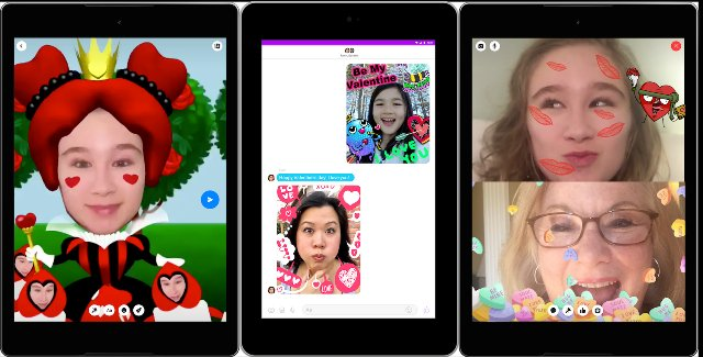 Приложение Messenger Kids от Facebook теперь и на Android
