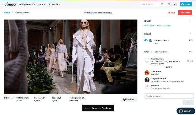 Vimeo хочет задействовать трансляции своих видео на Facebook, Twitch и YouTube
