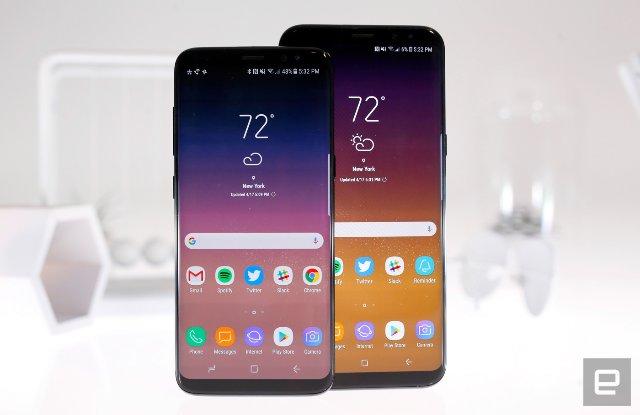 Samsung приостанавливает обновление S8 Android Oreo из-за сбоя при перезагрузке