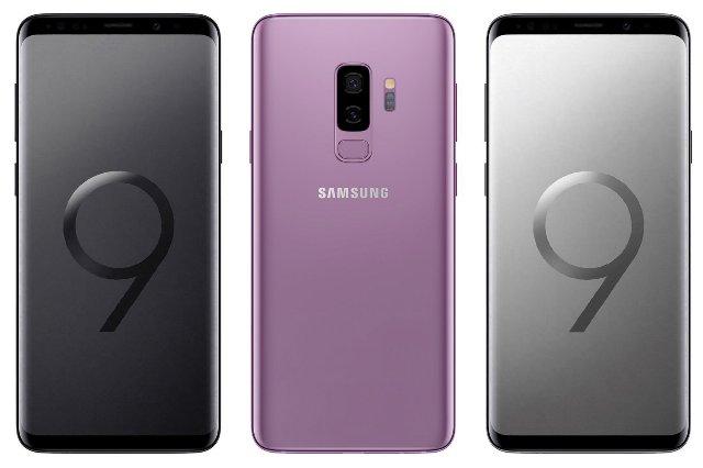 Двойные камеры Samsung Galaxy S9 Plus подробно описаны в последних утечках