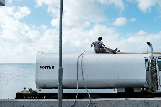 Очистка воды может стать ключом к более