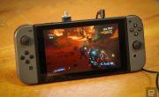 Играйте в «Doom» с элементами управления движением на Nintendo Switch