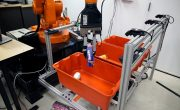 Роботы, которые собирают и сортируют объекты, могут повысить эффективность хранилища