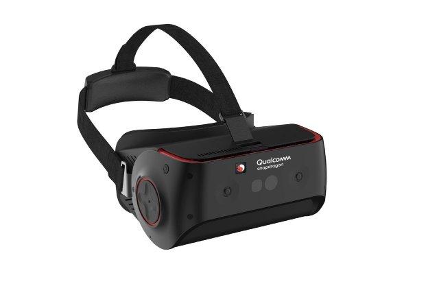 Гарнитура Qualcomm показывает то, что будет в будущем для мобильной версии VR