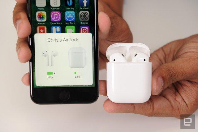 Сообщается, что Apple разрабатывает водостойкие AirPods