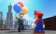 «Super Mario Odyssey» получает обновление своего Balloon World