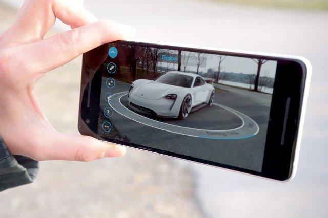 Официальный инструментарий дополненной реальности от Android доступен общественности