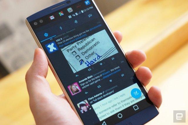 Android P не получит «темный режим»
