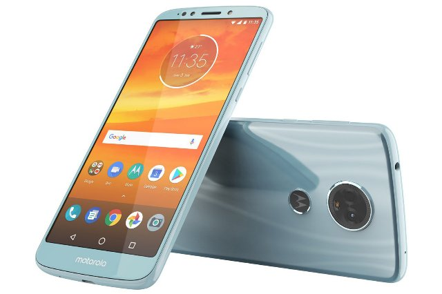 Дешевый E5 Plus от Motorola может упаковать большой экран в более гладкий корпус