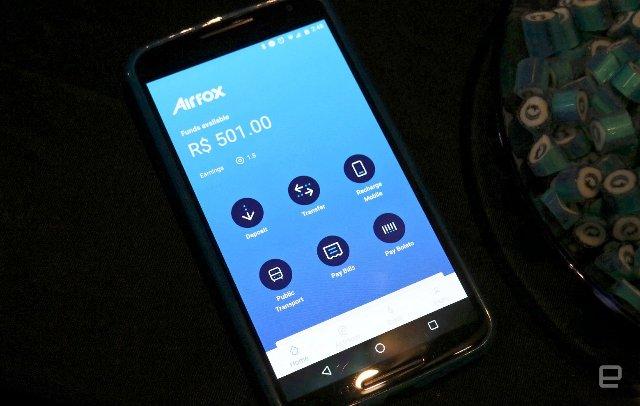 Мобильный кошелек Airfox направлен на замену банков в развивающихся странах