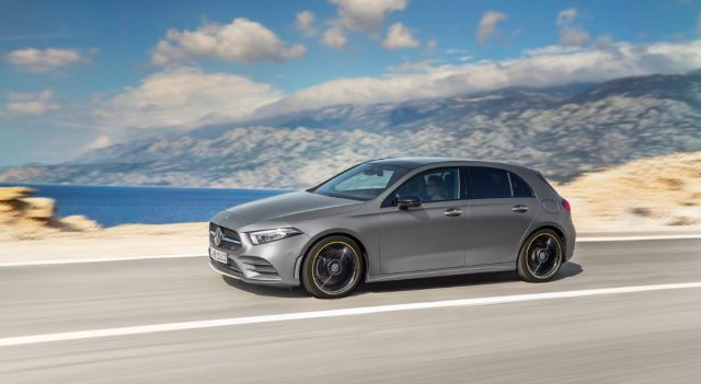 Обновленный Mercedes-Benz A-Class представляет индивидуальный обмен автомобилями