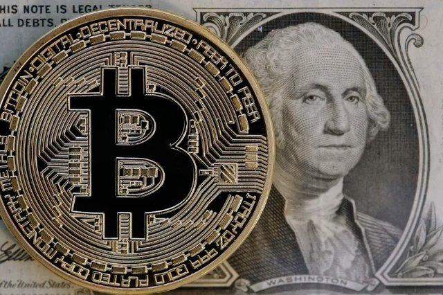 Значение биткойна падает ниже $ 8500