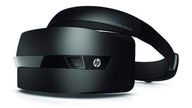 HP своими новыми устройствами делает большой VR-толчок для профессионалов