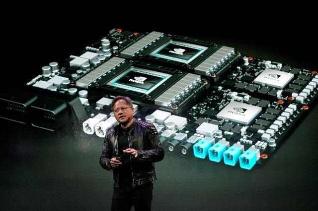 NVIDIA будет управлять автомобильной платформой Continental