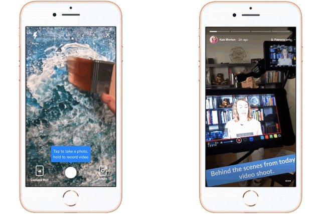 Patreon позволяет творцам делиться своими успехами с помощью новой функции Lens