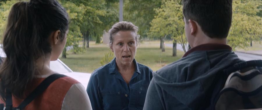 Посмотрели и вам советуем! Фильм «Три билборда на границе Эббинга, Миссури»