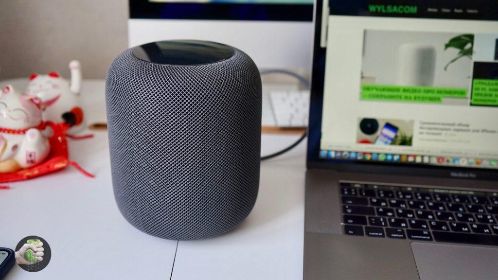Популярные вопросы про Apple HomePod