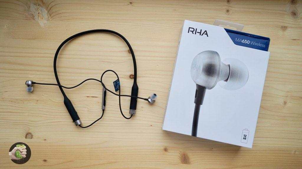 Обзор наушников RHA MA650 Wireless: беспроводное британское чудо