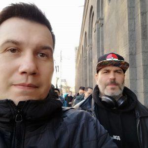 День с Honor 9 Lite, Ереван и NFC!