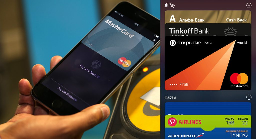 Тим Кук не верит в бумажные деньги, будущее — за Apple Pay
