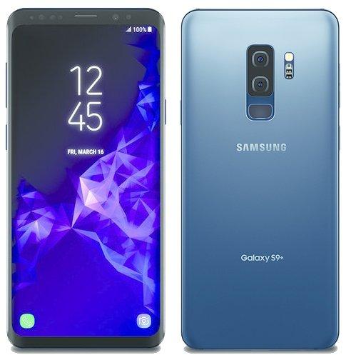 Samsung Galaxy S9 во всей красе