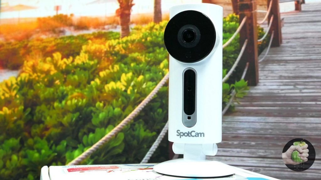 Обзор SpotCam Sense — умная камера видеонаблюдения