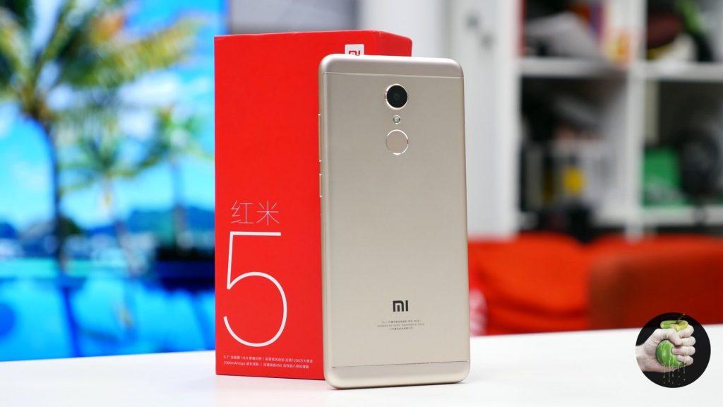Обзор Xiaomi Redmi 5: чего тут думать, надо брать!