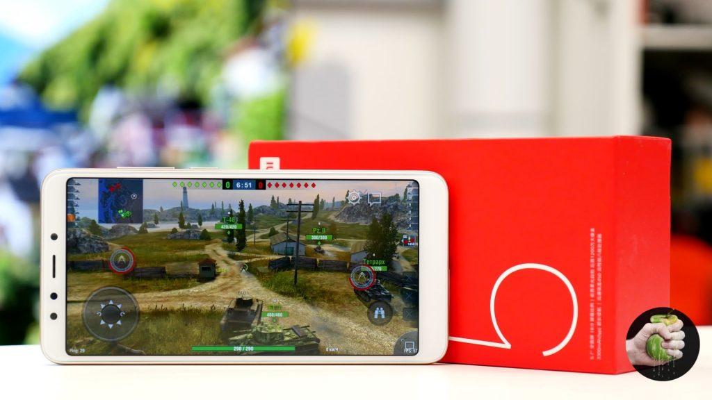 Обзор Oppo A83. Тонкий, лёгкий, быстрый!