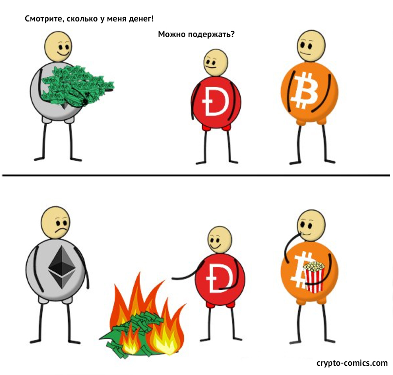 Всё-таки это пузырь? Многие криптовалюты 2017 года бесследно исчезли