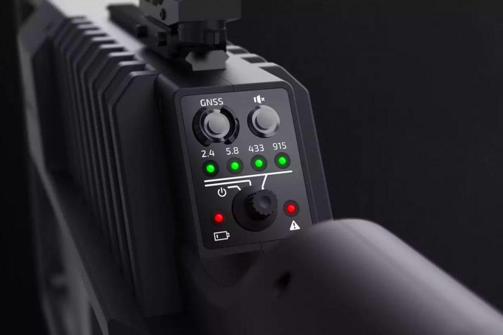 DroneGun Tactical — еще одна пушка против дронов