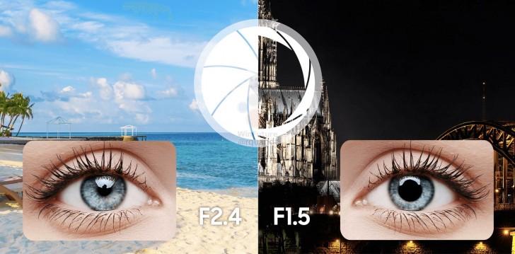 Камера Samsung Galaxy S9 против фотоаппаратов