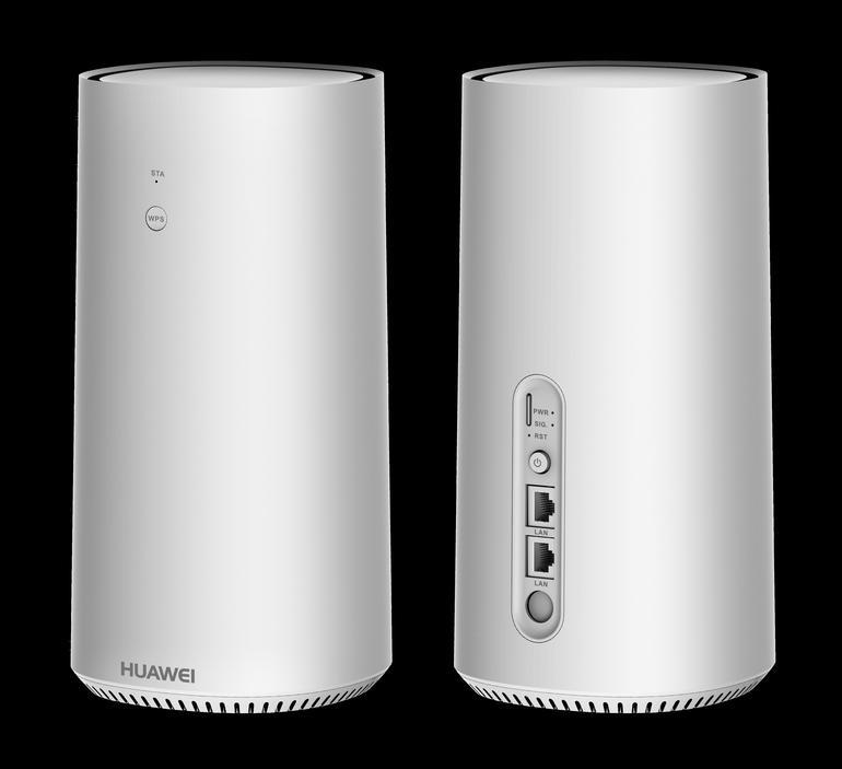 Huawei может в 5G! Презентовали терминалы для нового стандарта
