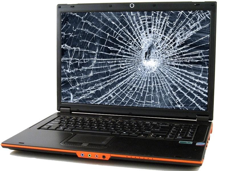 Недорогая замена важных деталей на ноутбуке