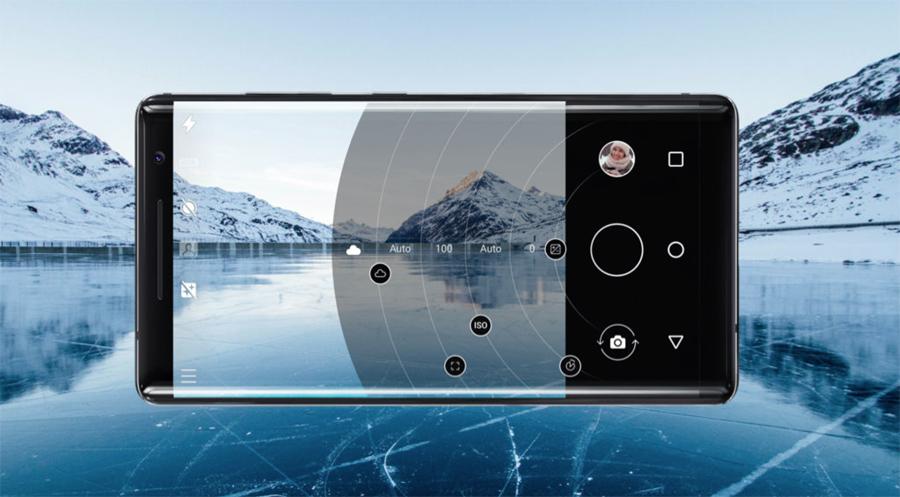 Nokia 8 Sirocco: революция или просто очередной смартфон на Android?