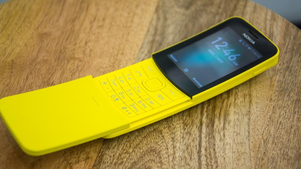 «Банан» нашего времени: к нам вернулась Nokia 8110