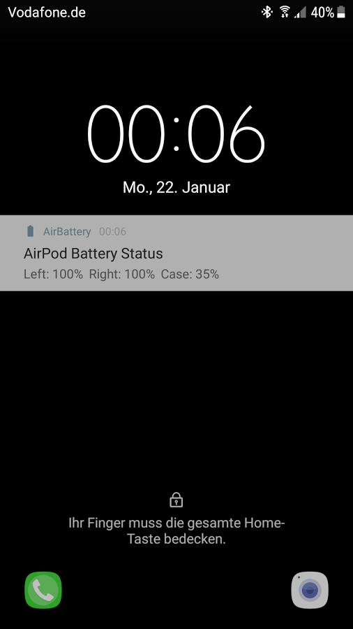 AirBattery — приложенька для Android и BeatsX (и AirPods)