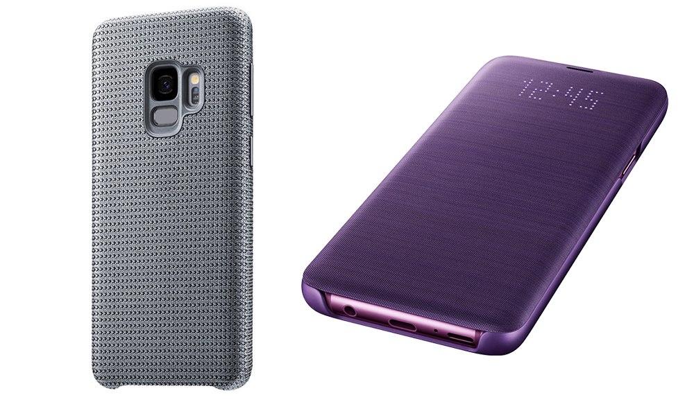 Samsung украсит Galaxy S9 чехлом из кроссовка