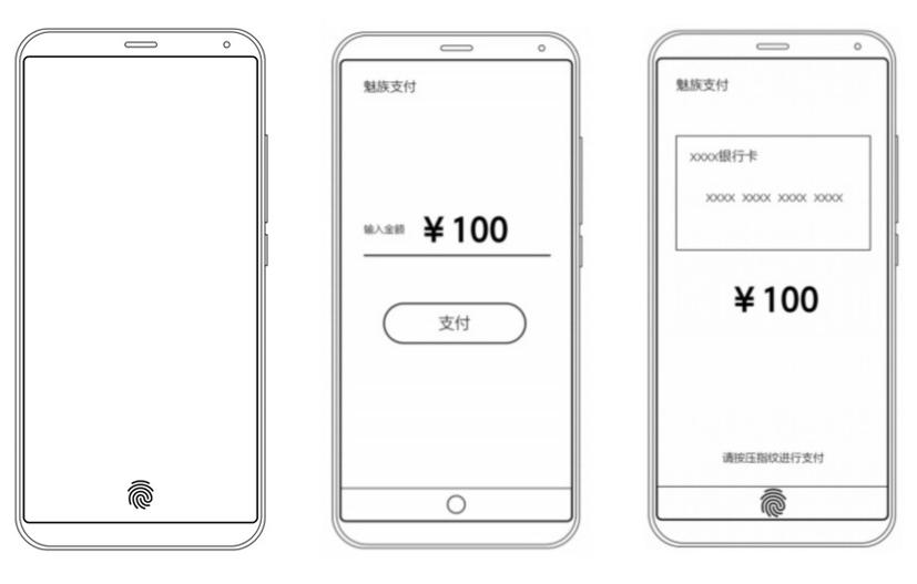 Meizu получит встроенный в экран сканер отпечатков пальцев