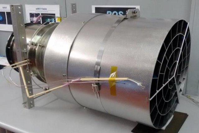 Воздушно-дыхательные двигатели ESA помогают спутникам быть работоспособными дольше