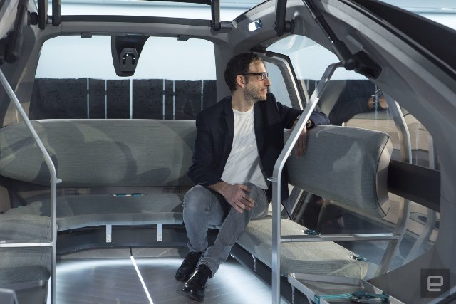 Электромобиль Renault EZ-GO создан для масс