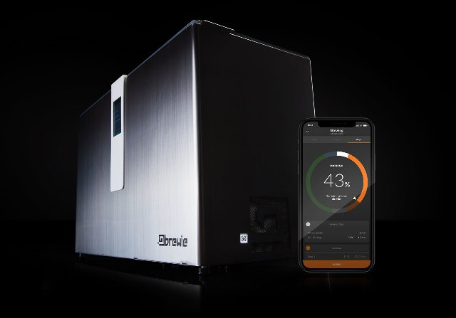 Brewie вернулась с версией 2.0 своей автоматизированной домашней машины