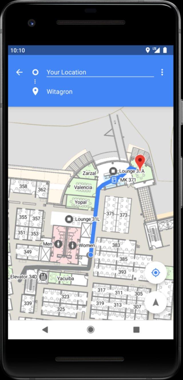 Android P beta добавляет полную поддержку вырезанных дисплеев